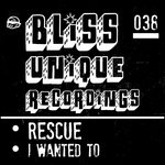 RESCUE - I Wanted To (Front Cover)