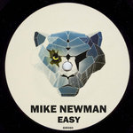 MIKE NEWMAN - Easy (Front Cover)