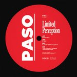 PASO - Limited Perception (Front Cover)