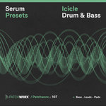 Icicle: Patchworx 107: Drum & Bass (Sample Pack Serum Presets/MIDI/WAV)