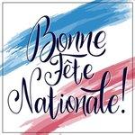 Bonne Fete Nationale!