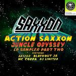 Action Saxxon: Jungle Odyssey Sampler Part 2