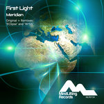FIRST LIGHT - Meridian (Front Cover)