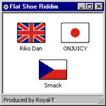 Flat Shoe Riddim