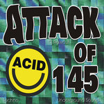 DJ RAWCUT - Attack Of 145 (Front Cover)