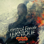 CONTROL FREAK - Teknique (Front Cover)