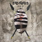 CREATURES - Zulu (Front Cover)