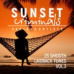 Sunset Criminals Vol 3 (25 Smooth Laidback Tunes)