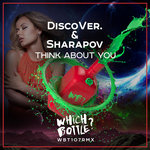 SHARAPOV/DISCOVER - Think About You (Front Cover)