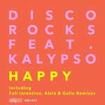 DISCOROCKS feat KALYPSO - Happy (Front Cover)