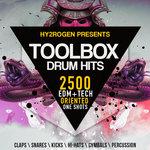 Hy2rogen: Toolbox Drrum Hits (Sample Pack WAV)