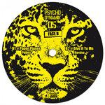 LA PHAZE/APHRODITE/KURSIVA - Psychodynamik 05 (Front Cover)