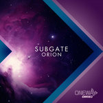 SUBGATE - Orion (Front Cover)