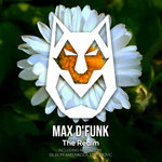 MAX D'FUNK - The Realm (Front Cover)
