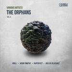JASON TIMOTHY/JOSE DE VELAZQUEZ/ODELL/DUB'DEFECT - The Orphans Vol 4 (Front Cover)