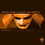 MARCO GINELLI/KAMIL VAN DERSON - Detention (Front Cover)