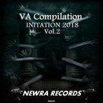 VARIOUS - Initation Vol 2 VA Compilation (Front Cover)