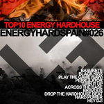 VARIOUS - Top10 Energy HardHouse (Front Cover)