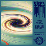 IVAN FABRA - Cosmic Sunset (Front Cover)