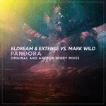 ELDREAM/EXTENSE/MARK WILD - Pandora (Front Cover)