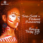 TWIN-TURB & FRANKIE FLOW-MORE - Balete Tribe EP (Front Cover)