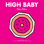 WAX WORX - High Baby (Front Cover)