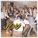 IDLES - Joy As An Act Of Resistance (Front Cover)