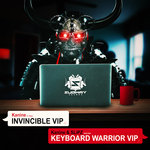 Invincible/Keyboard Warrior (VIP)