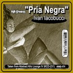 IVAN IACOBUCCI - Pria Negra (Front Cover)