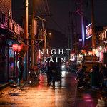 MAGNUS DEUS/TRENDSETTER - Night Rain (Front Cover)