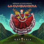 KRYDER/CATO ANAYA - La Cumbiambera (Front Cover)