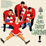 THE 3 SUNS - Ding Dong Dandy Christmas (Front Cover)