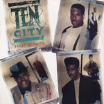 TEN CITY - State Of Mind (Front Cover)