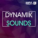 CR2 RECORDS - Dynamik Sounds (Sample Pack WAV/MIDI) (Front Cover)