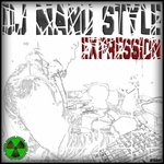 DJ MANU STYLE - Expression (Front Cover)