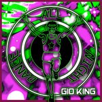 GIO KING - Dance All Night (Front Cover)