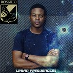 ROSARIO - Urban Frequencies EP (Front Cover)