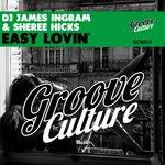 DJ JAMES INGRAM/SHEREE HICKS - Easy Lovin' (Front Cover)