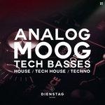 Analog Moog Tech Basses 1 (Sample Pack WAV)