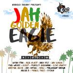 KRAIGGI BADART - Kraiggi Badart Presents/Jah Golden Eagle Riddim (Front Cover)