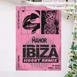 THE MANOR - Ibiza (Front Cover)