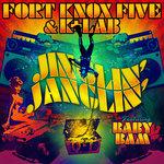 FORT KNOX FIVE/K+LAB - Jinglin' Janglin' (Front Cover)