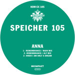 ANNA - Speicher 105 (Front Cover)
