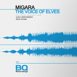 MIGARA - The Voice Of Elves (Front Cover)