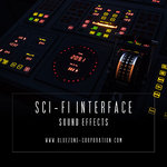 Sci Fi Interface Sound Effects (Sample Pack WAV)