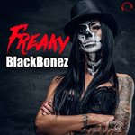 BLACKBONEZ - Freaky (Front Cover)