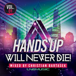 Hands Up Will Never Die Vol 1 (unmixed tracks)