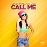 CHERRY INC feat CVB - Call Me (Front Cover)