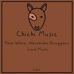RONE WHITE/ALESSANDRO DIRUGGIERO - Loud Music (Front Cover)