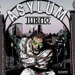 TURNO - Asylum (Front Cover)